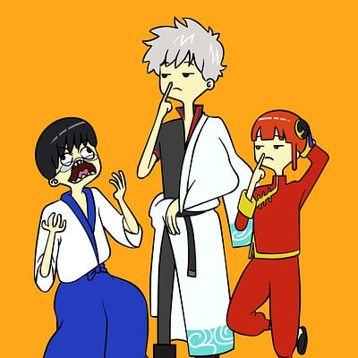 Charly animestation final gintaventura