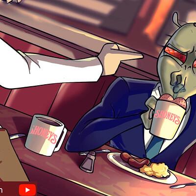 Charly animestation rick y morty