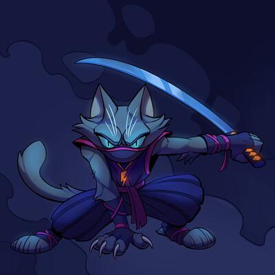 Martyna tyka flash cat