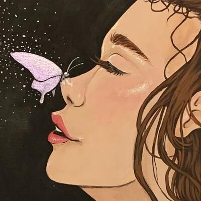 Kassandra alfaro le papillon a