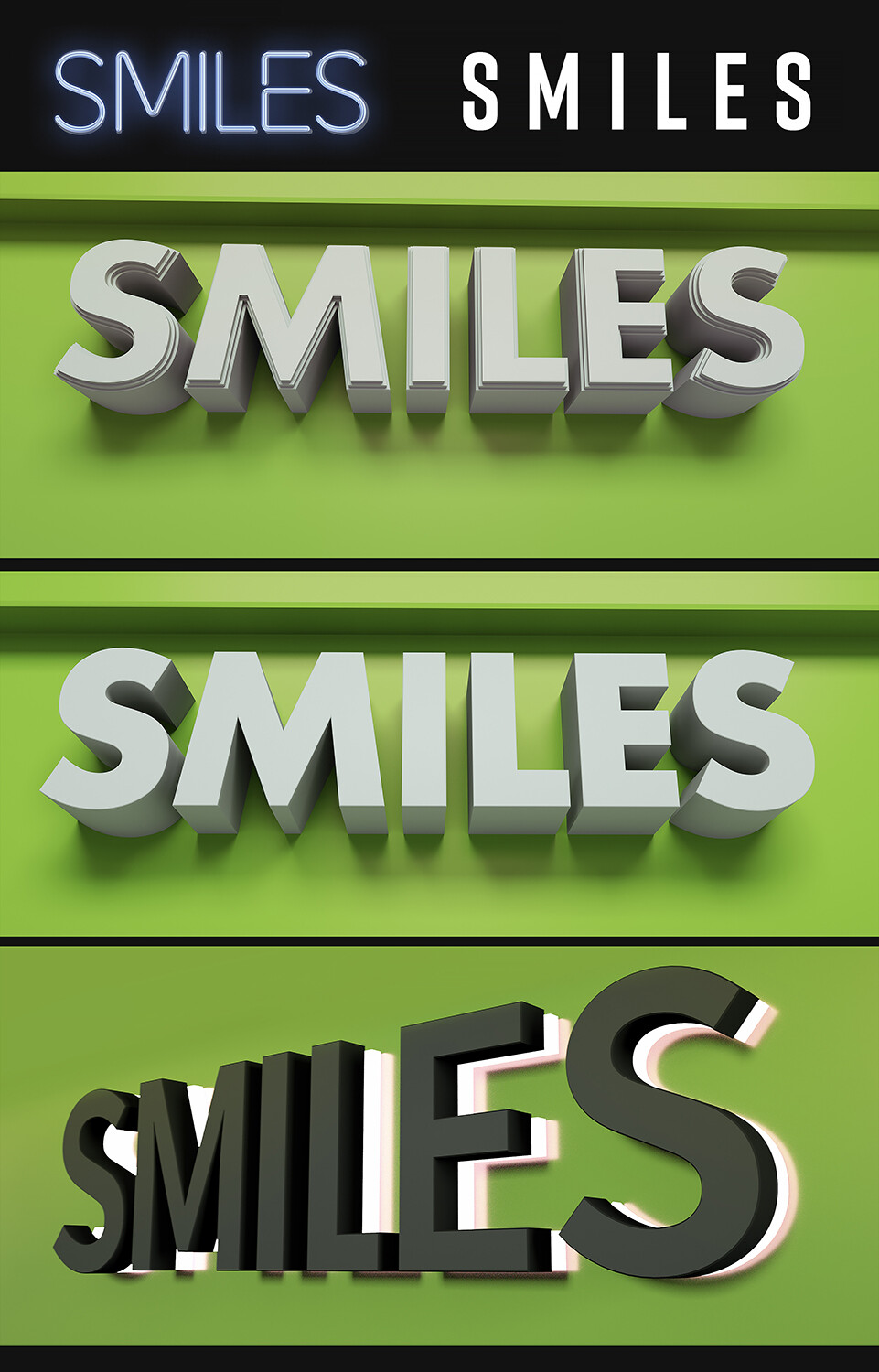 Tests for Smiles