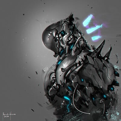 Benedick bana darkfall ghast lighting3 lores
