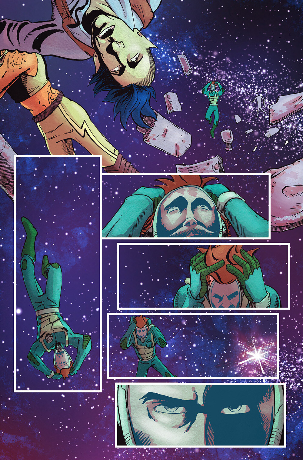 Vagrant Queen #3 pg 11