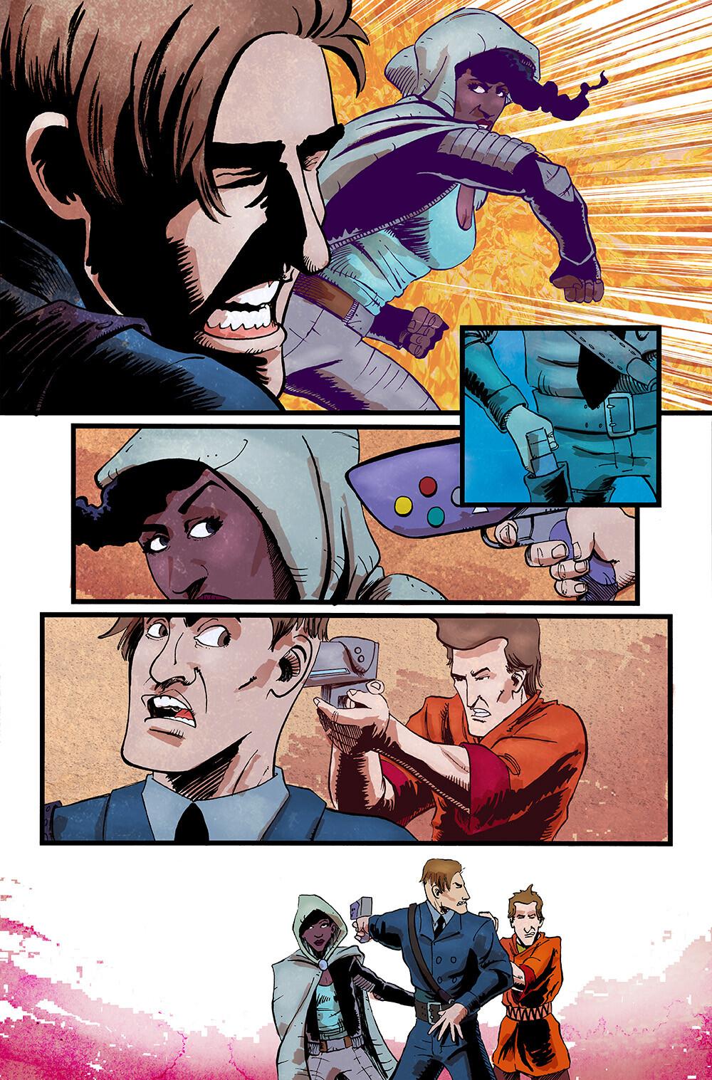 Vagrant Queen #6 pg 10