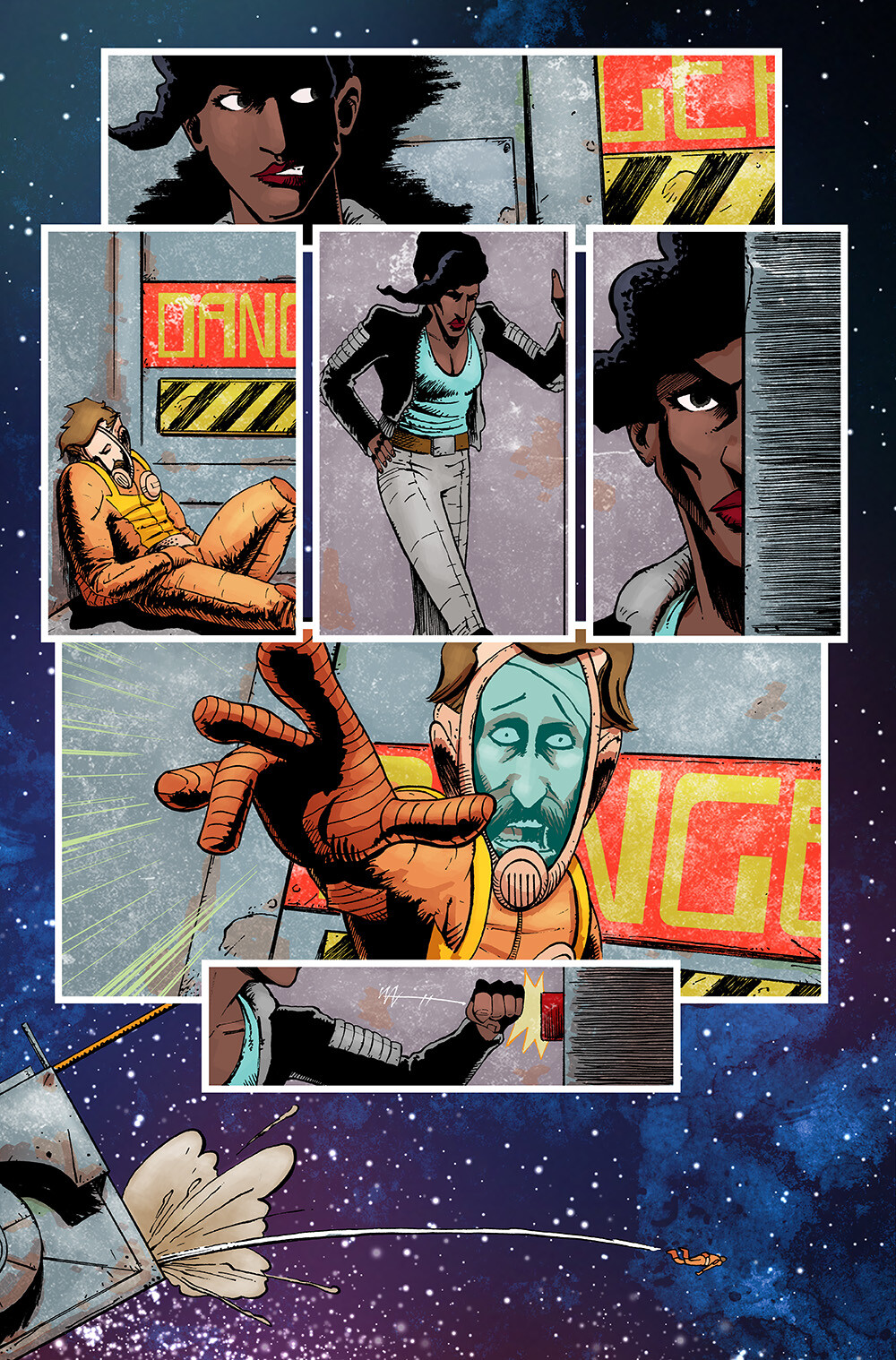 Vagrant Queen #3 pg 18