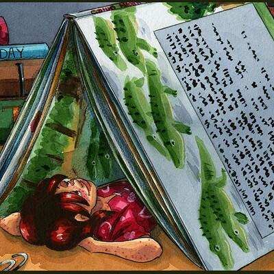 Becca hillburn curled up in a book001