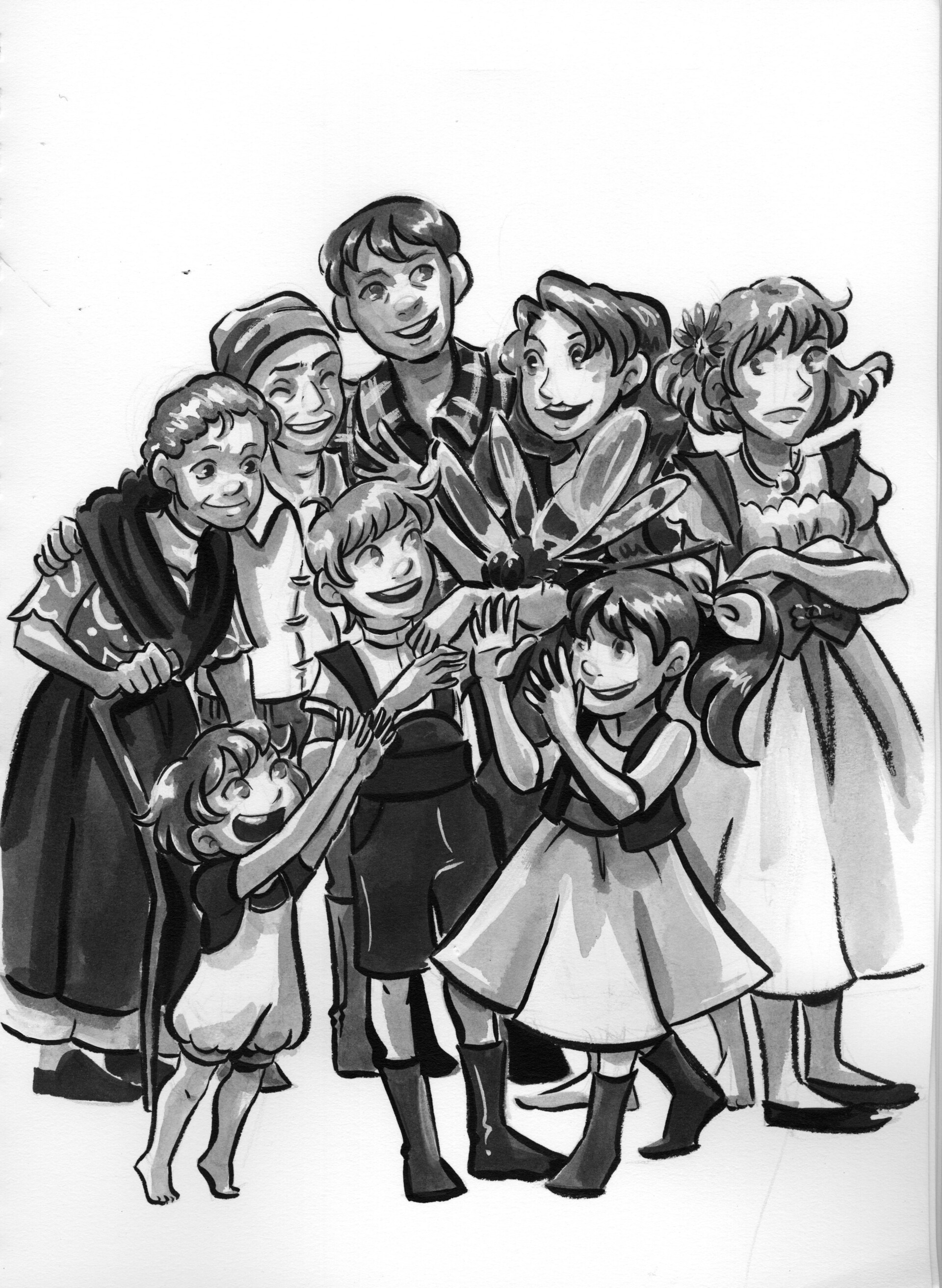 Day 20- Families- Villager