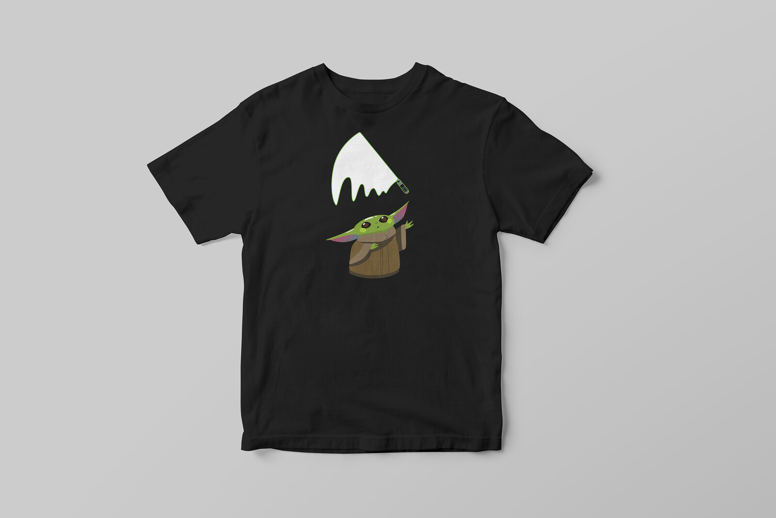Fan Inspired Baby Alien Tee