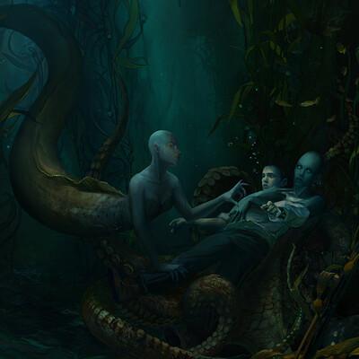 Tory miles mermaid 05