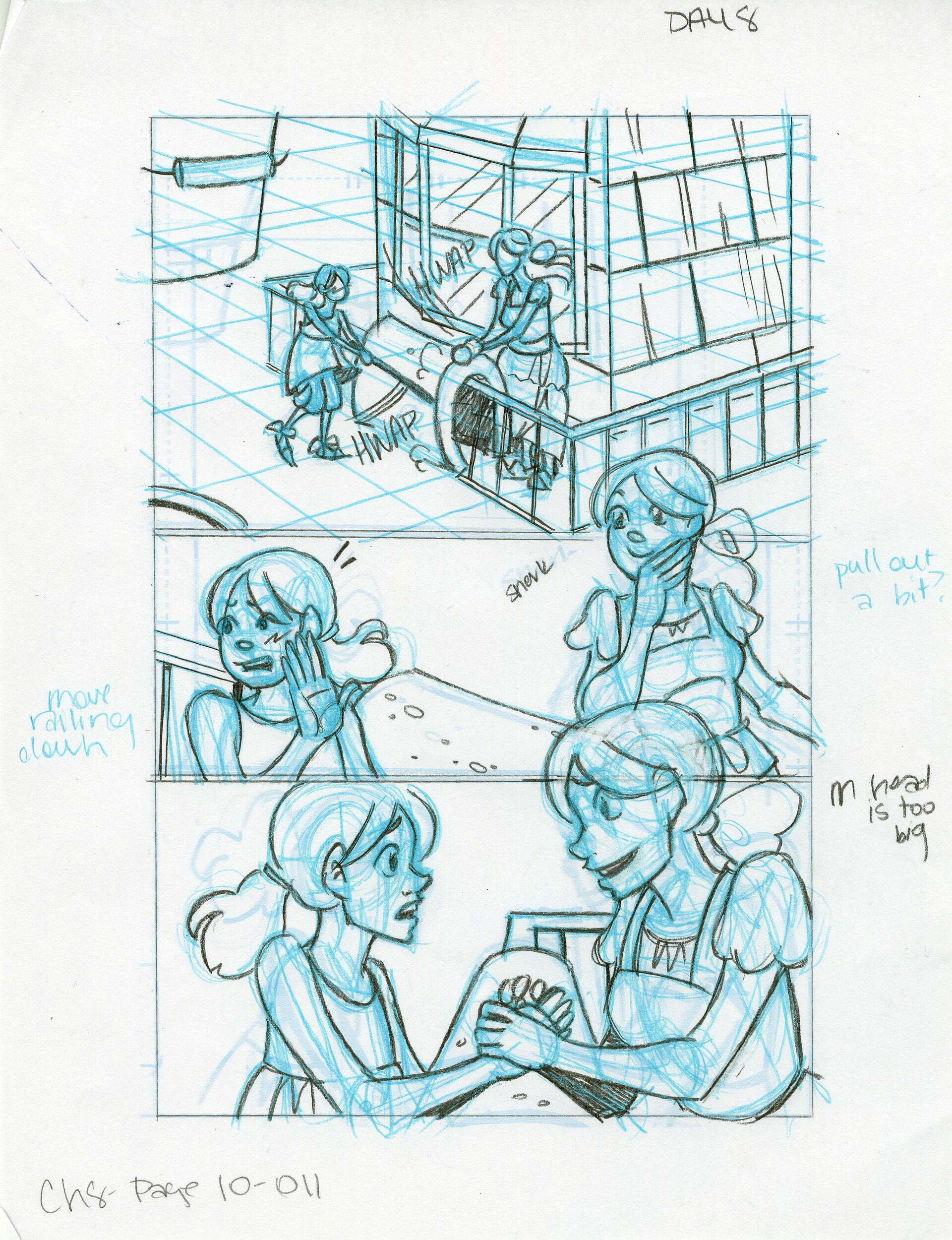 Roughs Page 11