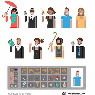 Shapeshifter concepts 200125 avatar builder 01