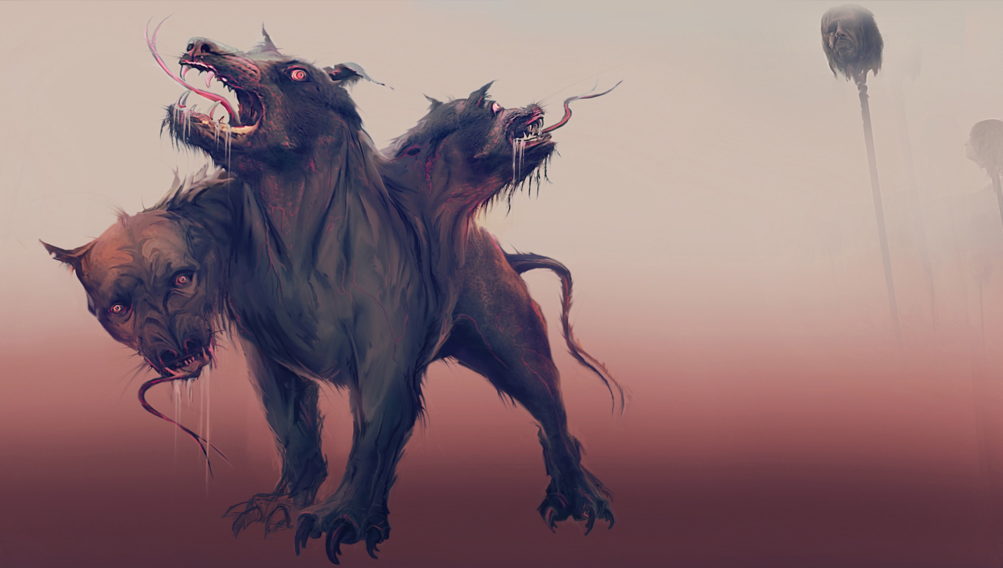 Creature concept ( Hercules)
