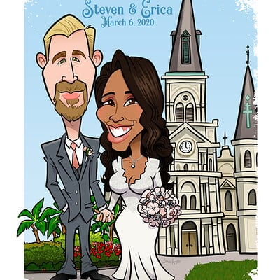 Steve rampton wedding2