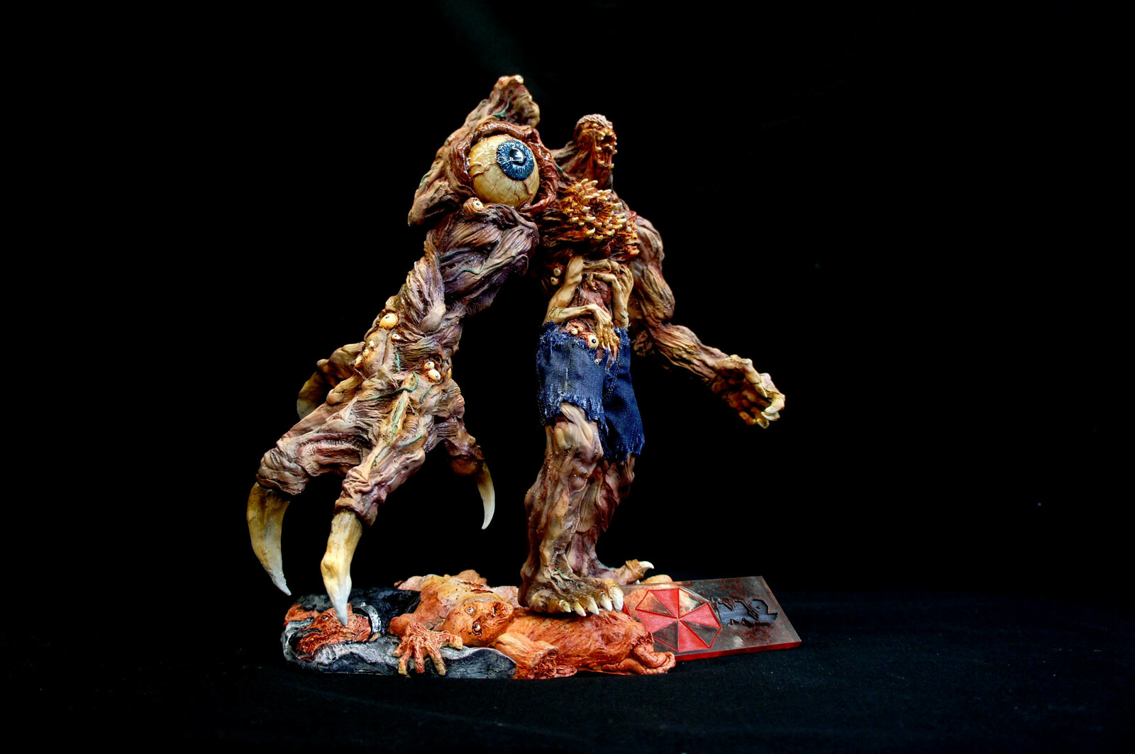 Dr. Birkin Mutation 2 Art Statue