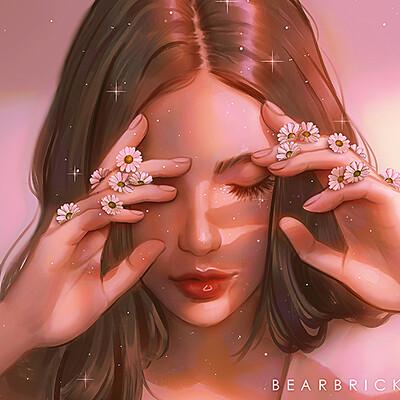 Karmen loh daisy hands compressed