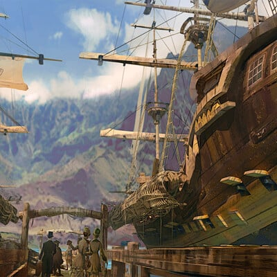 Ian tolmay iantolmay blackmoth ships 002