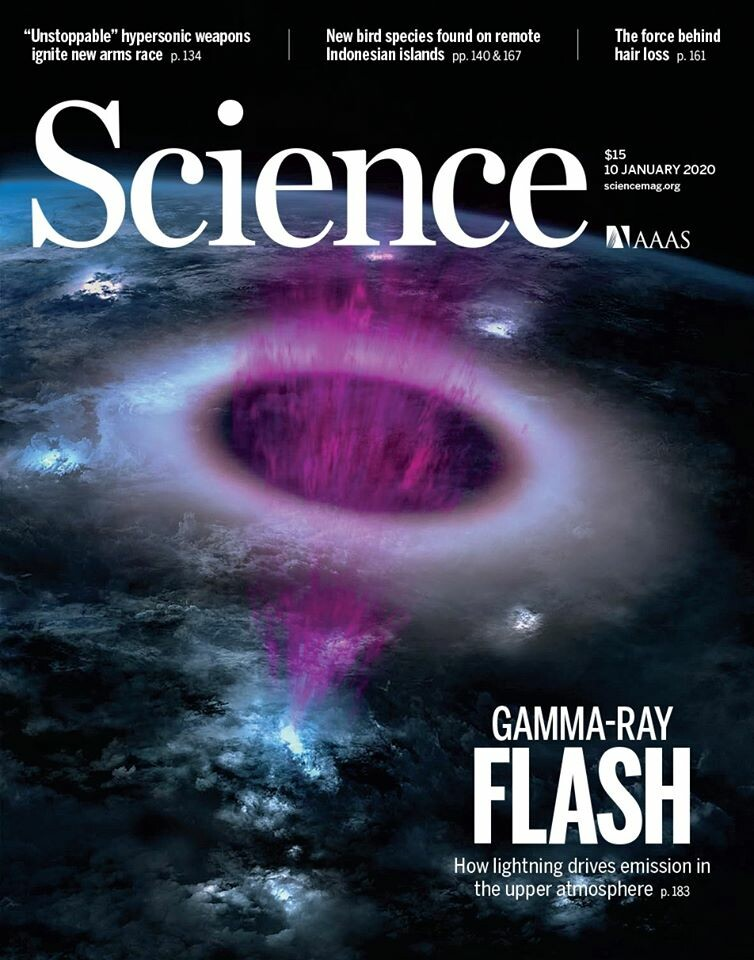 Science Magazine Vol 367, Issue 6474