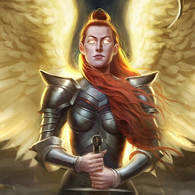 Leonardo santanna angel warrior final2