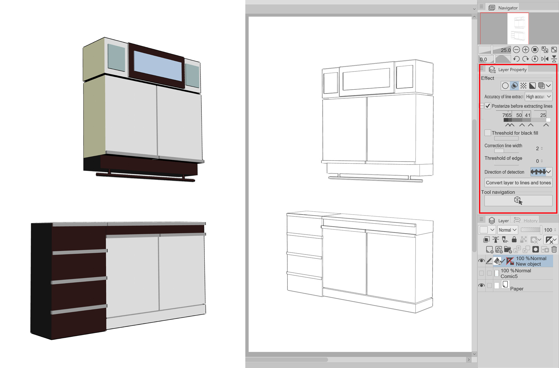 My Real Kitchen Adapted To Csp Brant Bi