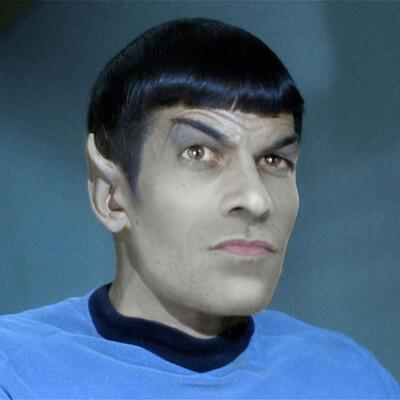 Daniel m boelian me as spock