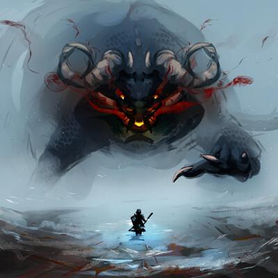 Laura vilsone dragon