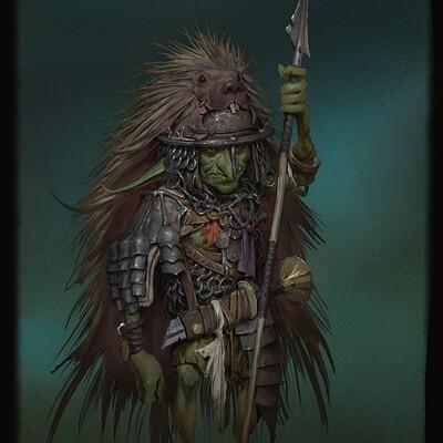 Even amundsen goblin knight
