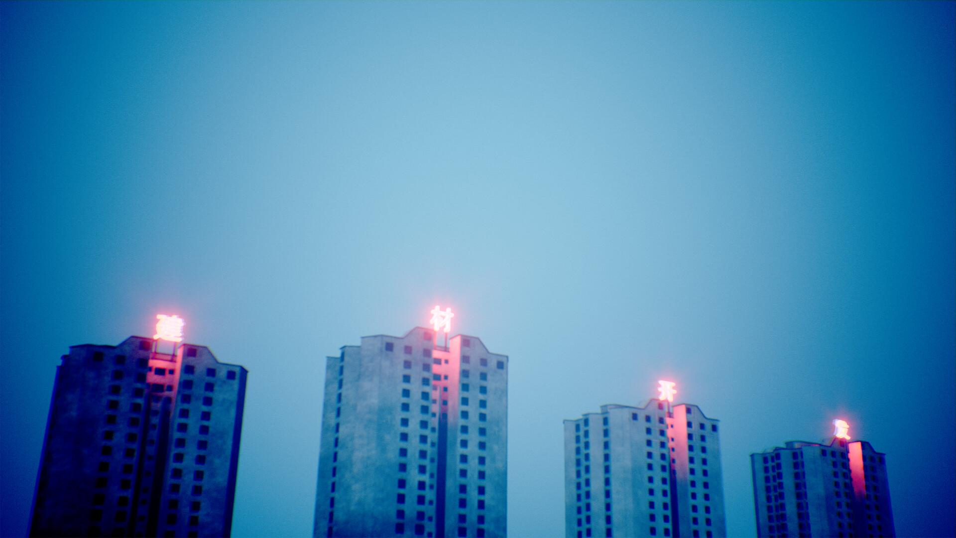 ArtStation - The Killers - Hot Fuss, Oli Egan