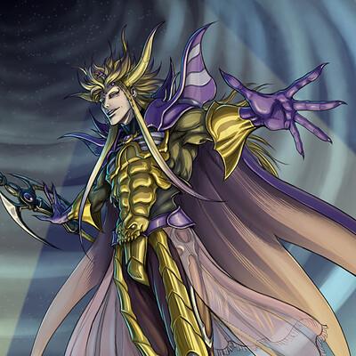 Spike o laochdha emperor mateus render