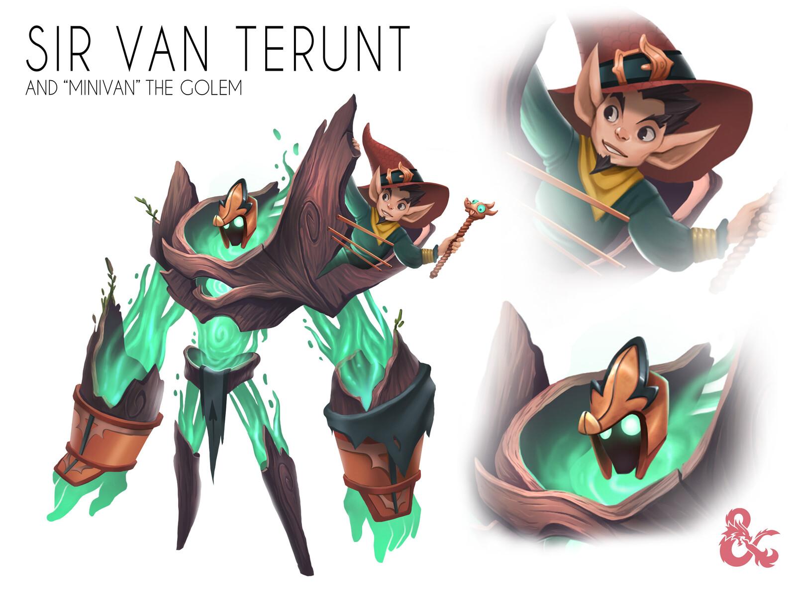Sir Van Terunt