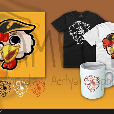 Aerlya graphics sample order 1 captainevasion