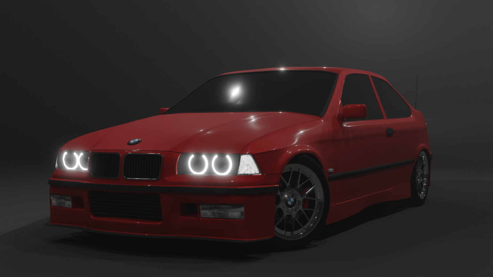 Beauty Render