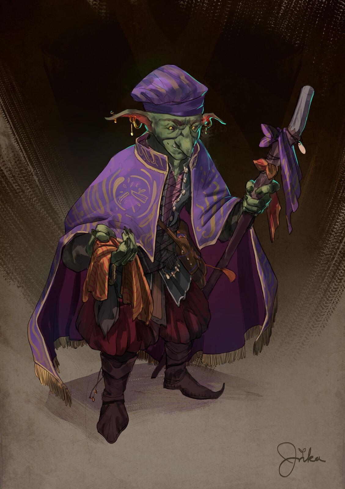 Droop, the Merchant