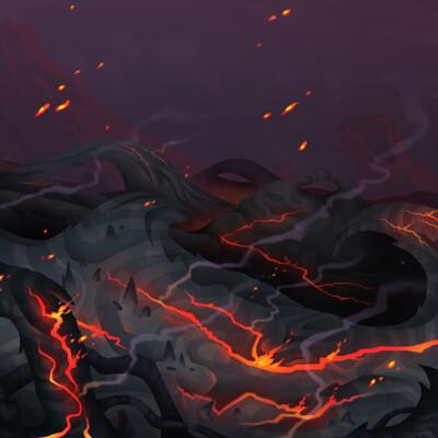 Nathan malone volcanoland