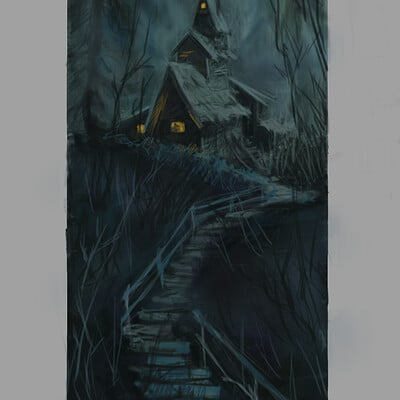 Yana chechunina witch houseee