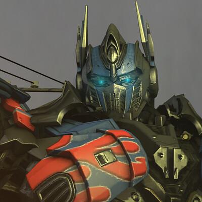 Film bionicx optimus