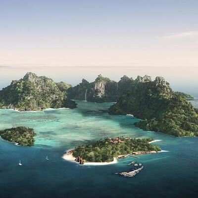 Oliver regueiro island2 gigapixel