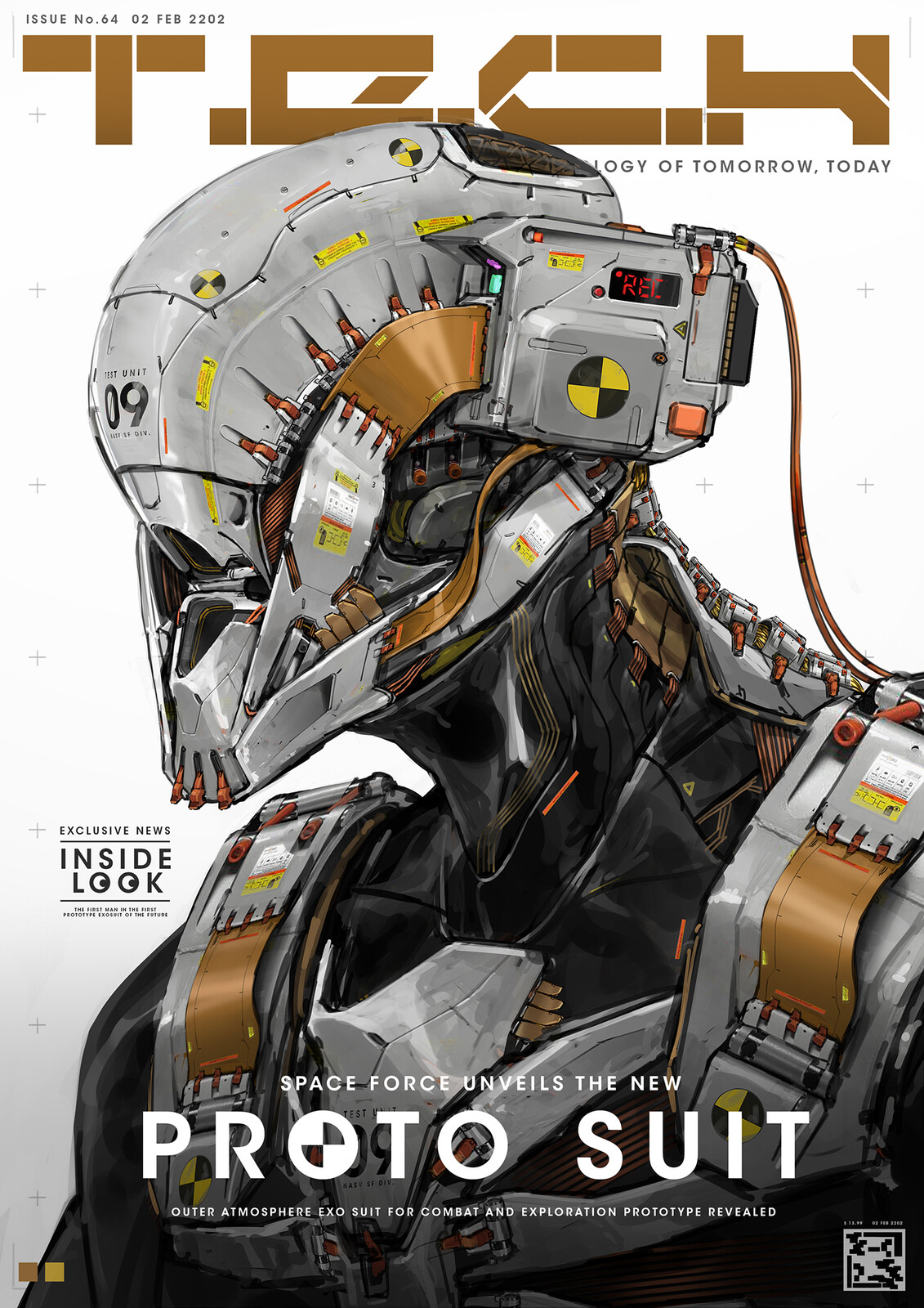 Protosuit  - Single Photo Photobash