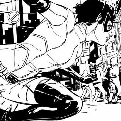 Geraldo borges catwoman 19 page10 lowrez