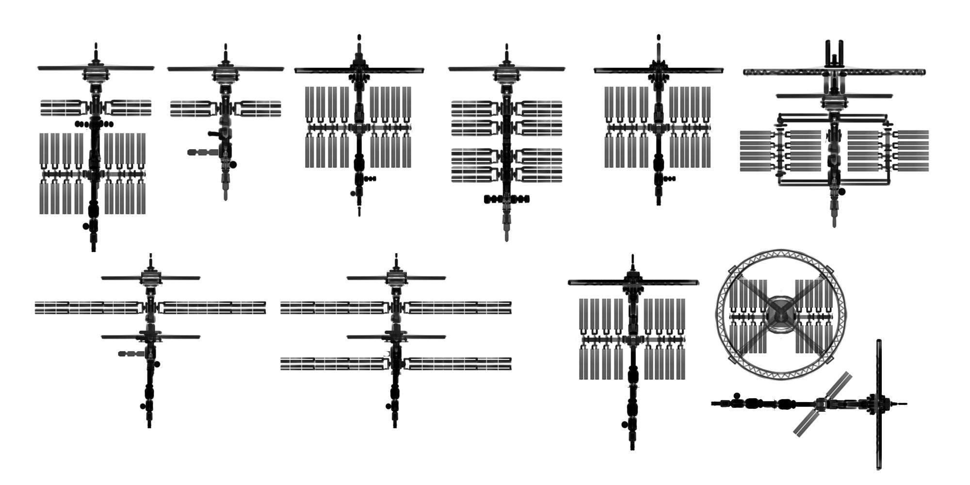 shape design using basic geometry
