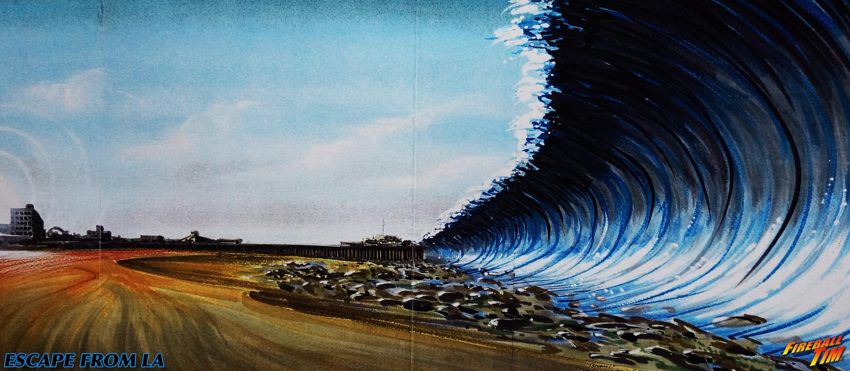 Santa Monica Tsunami