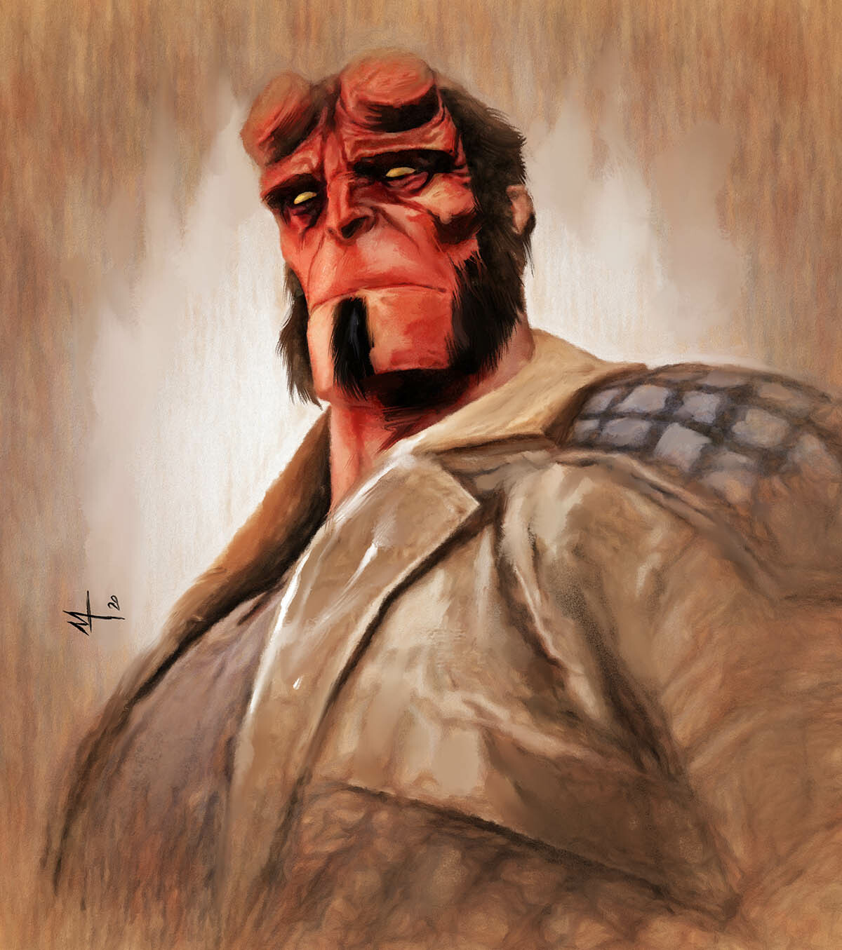 HellBoy Tribute