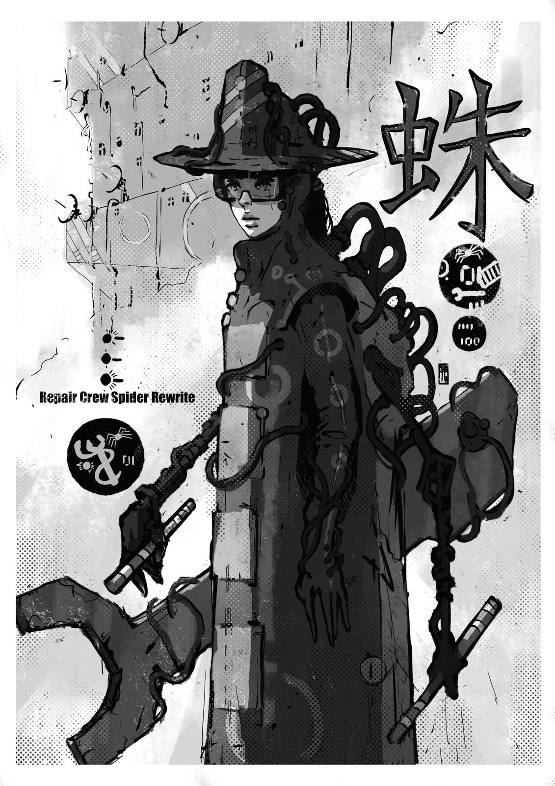 Repair_Crew_Spider_Rewrite//01