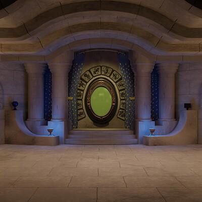 Daniel grove evil queen lair 1