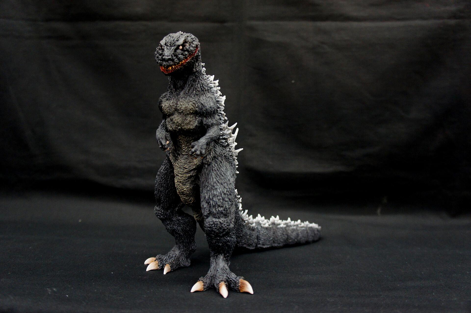 mage Version 1954 Godzilla Art Statue イメージ 初代ゴジラ