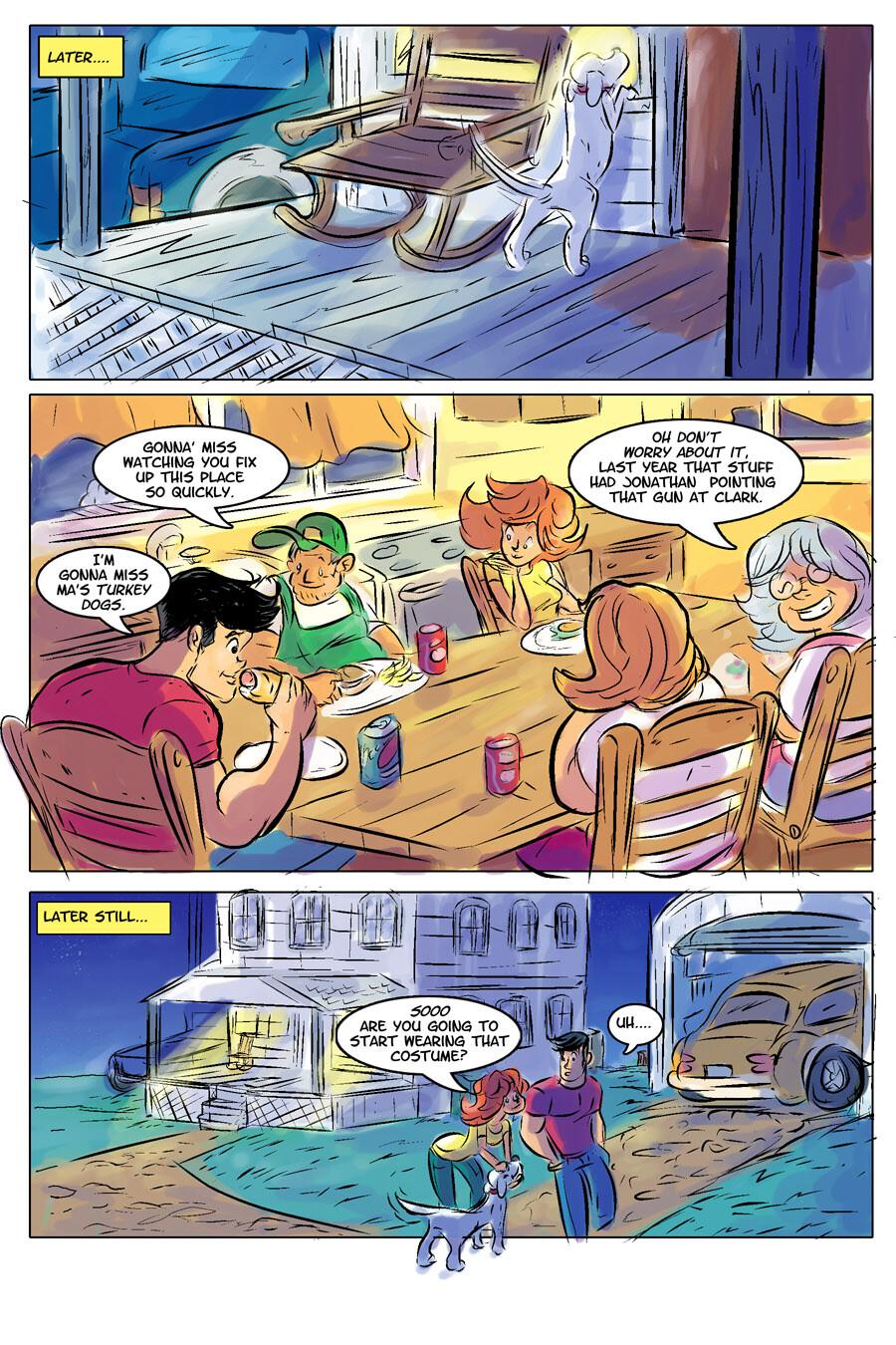 A Superman Tale 3