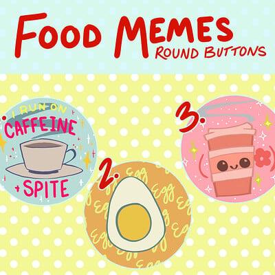 Bold egoist foodmemes