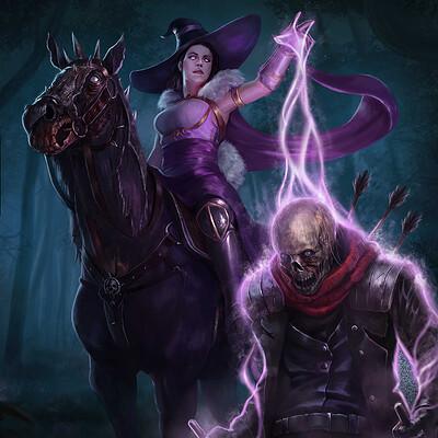 Gunship revolution argent saga hoenna conjurer supreme final s
