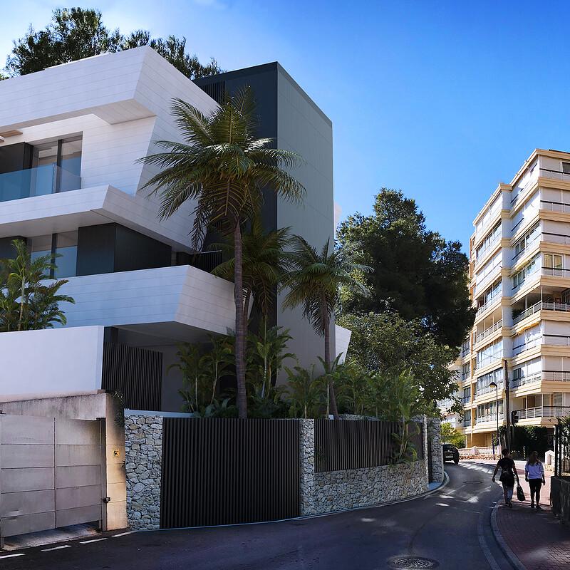 3D Cliff House 2