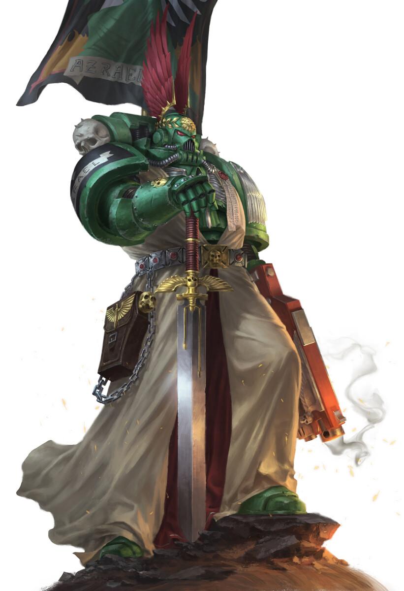 Azrael Knights of caliban
