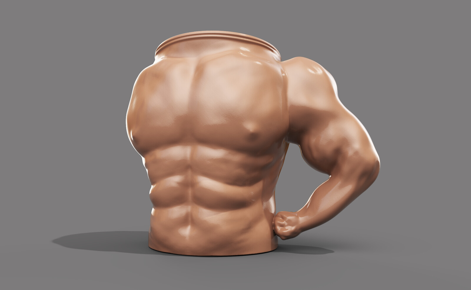Muscle Mug